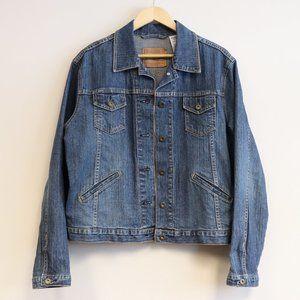 Levi Strauss Signature Medium Denim Jean Jacket XL